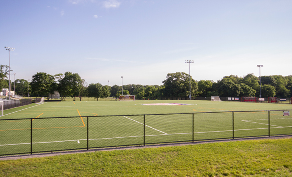 Wall Soccer Club: Turf Field